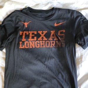 University of Texas Nike Dri-Fit TShirt